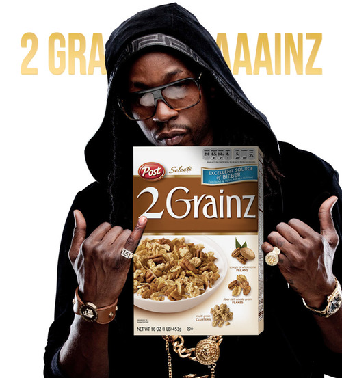 2 chains cereal