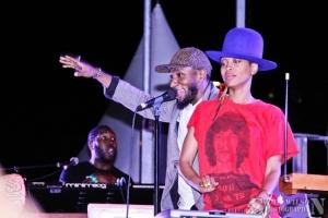 Afro Erykah Mos Def
