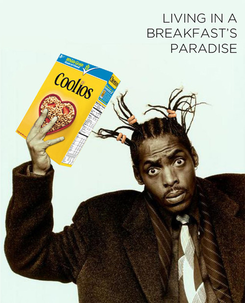 Coolio Cereal