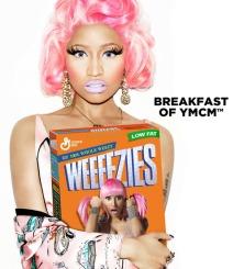 Nicki Weezies Cereal