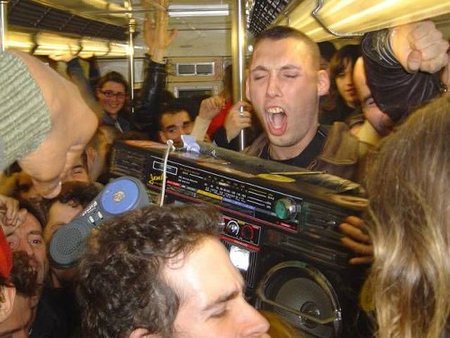 subway music