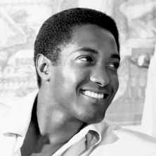 Cooke - Sam Cooke smile