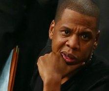 Jay Z problem face