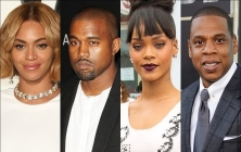 Jay Z Tidal celebs