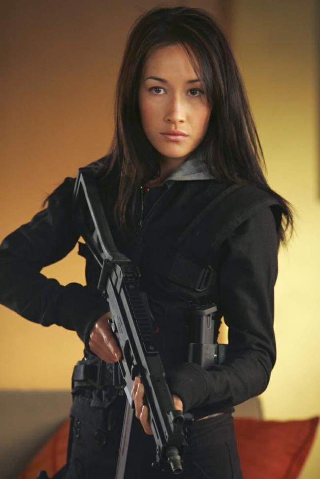Mulan Maggie Q
