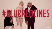 Blurred Lines Video Set